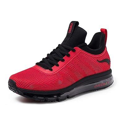 onemix Schuhe Herren Air Max Laufschuhe Sportschuhe Trainers für Männer Running Sneaker