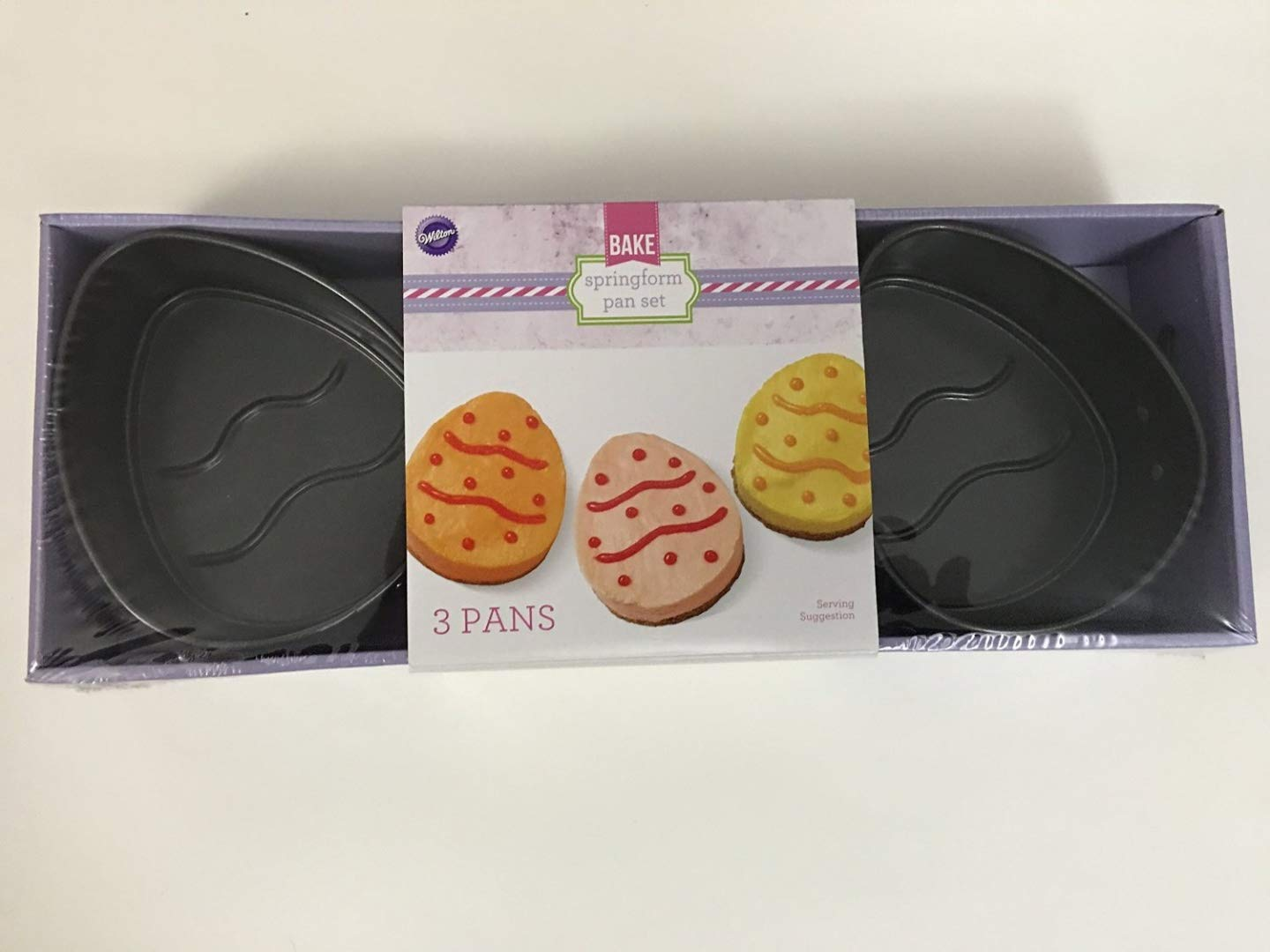Easter Egg springform pan set