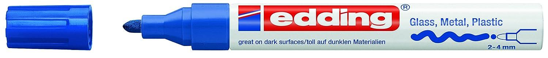 Edding 750 750 750 Paint – Rotuladores de cr azul 4f9b39