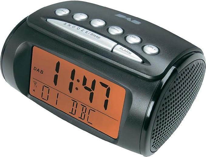 Renkforce Db 820 Dab Radiowecker Elektronik