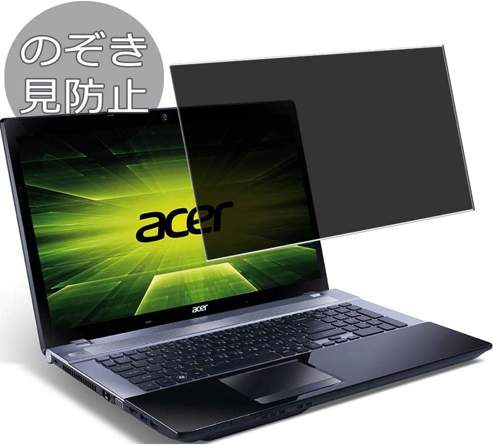 "Synvy Privacy Screen Protector Film for Acer Aspire V3-771 / V3-731G / V3-731 17.3"" Anti Spy Protective Protectors [Not Tempered Glass]"