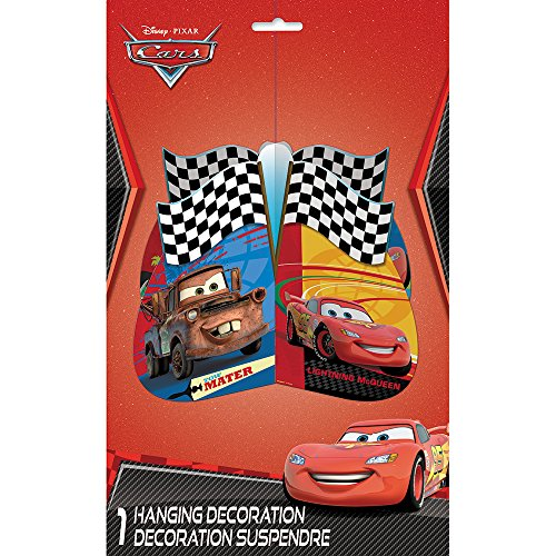3D Hanging Disney Cars Decoration ()