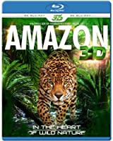 Amazon 3d - In The Heart Of Wild Nature Blu-ray 3d 2d Version Region Free by 3D-MEDIA.tv