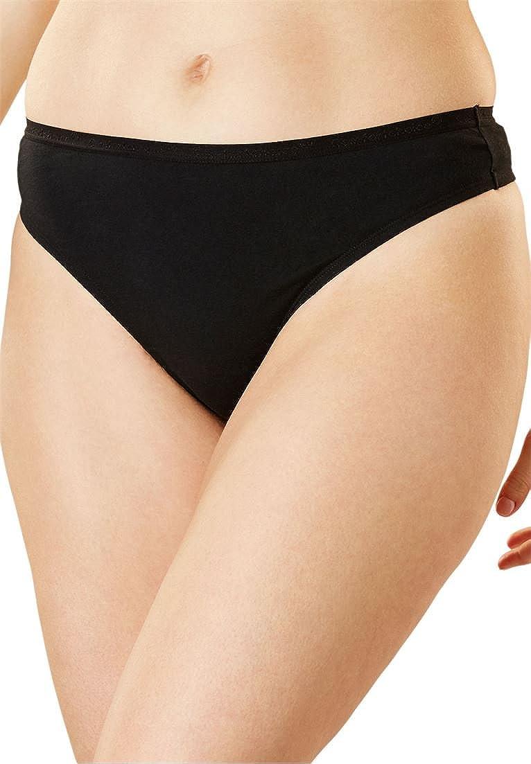 f3f453ad48 Comfort Choice Women s Plus Size Thong Panty  1541662100-366460  -  8.34