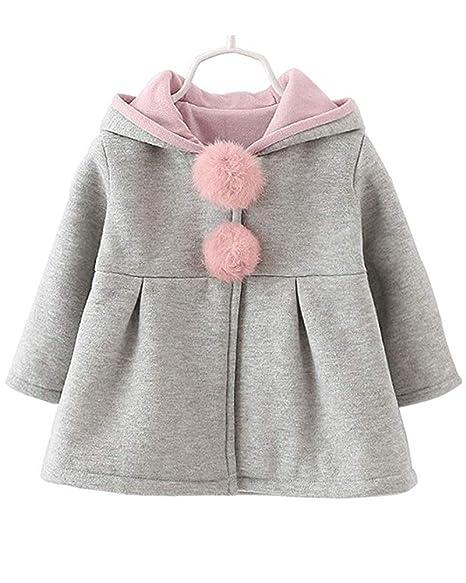 196511761 Amazon.com  Waprincess 2017 Baby Girls Toddler Kids Winter Big Ears ...