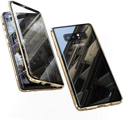 Jonwelsy Funda para Samsung Galaxy Note 8, Adsorción Magnética ...