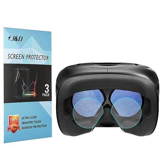 7795fa0df42 Amazon.com   6-Pack  HTC Vive Screen Protector