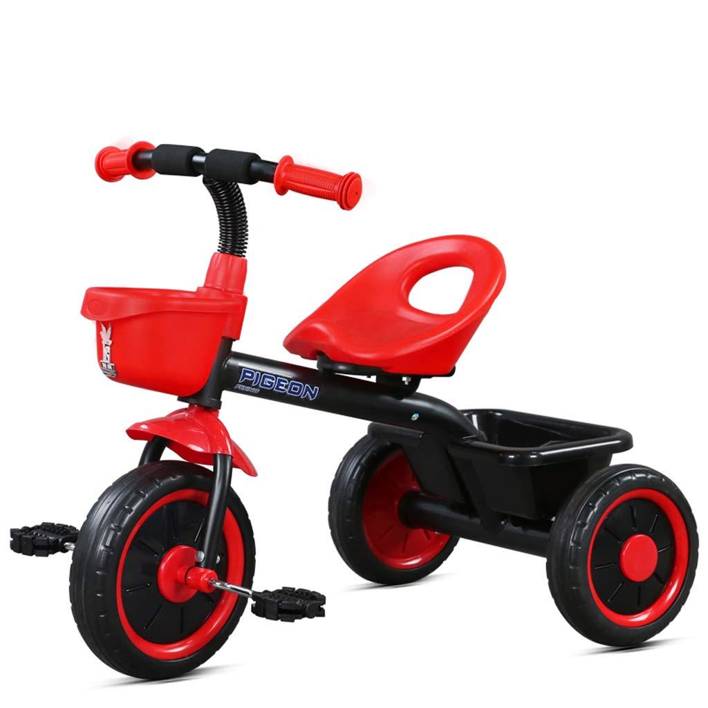 幼児の三輪車のスポーツ三輪車の漸進的なバランスのバイクの三輪車の古典的な小さな三輪車の操縦と散歩Trike ( Color : : Color B07GGV5BJ5 2 ) B07GGV5BJ5, レフォルモ:fa5bc79d --- rchagen.ru