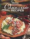 Southern Living Our Best Quick and Easy Recipes, Southern Living Editors, 0848715020