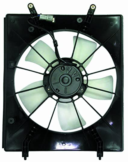 Depo 317-55023-102 Radiator Fan Assembly