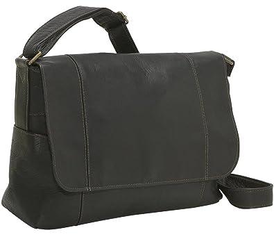2e2beba4eb65 Le Donne Leather Flap Over Shoulder Bag