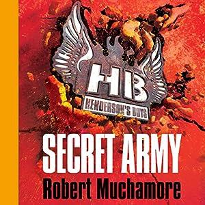 Henderson's Boys: Secret Army Audiobook