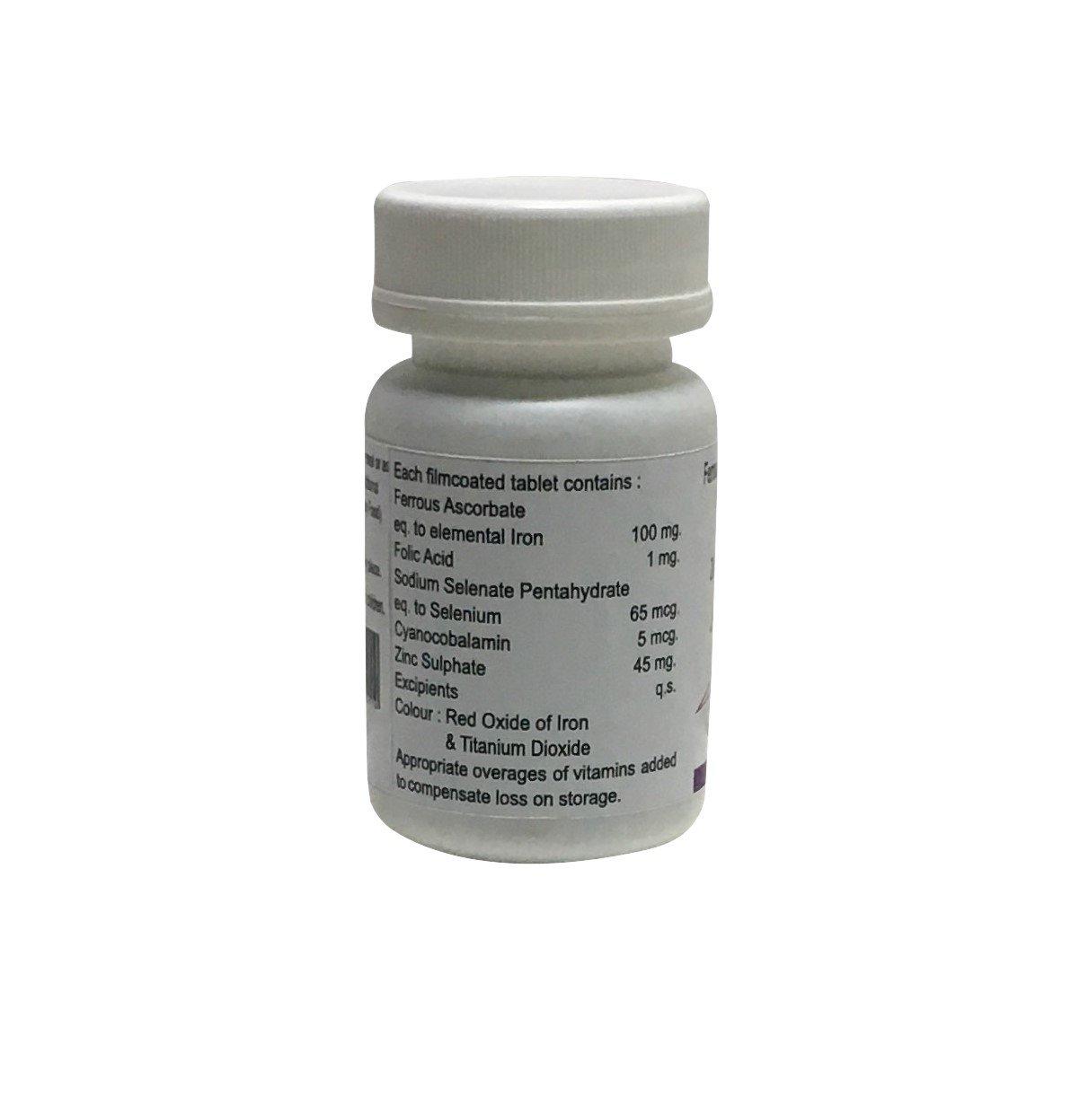 Buy Medipol Anego Ferrous Ascorbate Folic Acid Cyanocobalamin