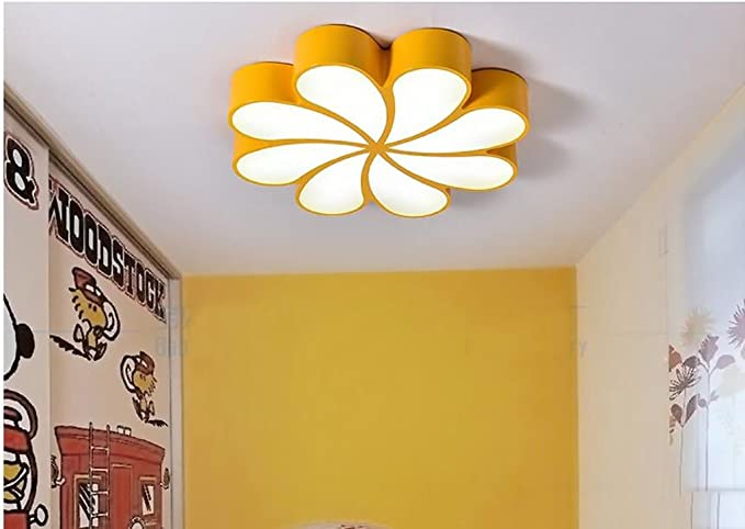 Plafoniere Per Camera Ragazza : Cdbl plafoniera luce di soffitto della camera da letto creativa