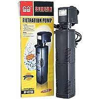Filtro Interno com Bomba Sunsun Jp-023F 1000L e H 110V para Aquarios Sunsun Para Peixes