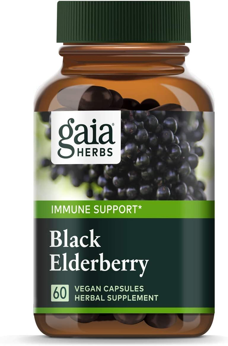Gaia Herbs Elderberry Extract