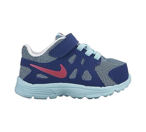 Nike Revolution 2 TDV, Zapatos de Primeros Pasos para Bebés: Amazon.es: Zapatos y complementos