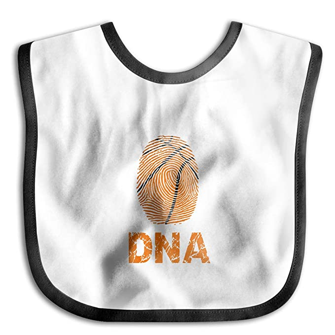 Amazon.com: Baberos infantiles impermeables DNA baloncesto ...