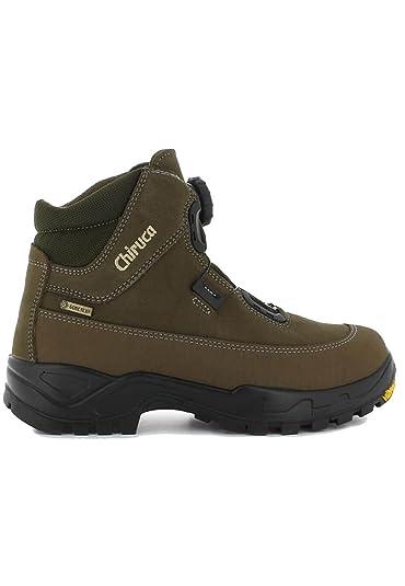 CHIRUCA Chaussures Montantes Pour Homme - Vert - Vert, 48 EU