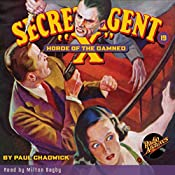 Secret Agent X #19: Horde of the Damned | Paul Chadwick
