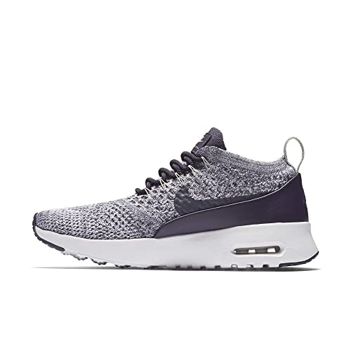 Nike Air Max Thea Flyknit dark raisinwhitepale grey (Damen) (881175 500) ab € 69,95