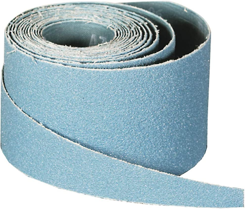 "A&H Abrasives 132596, 9-pack,""abrasives, Drum Sander Wraps, Zirconia Alumina, (y-weight)"", 36 Grit Readywraps Fits Perf/Jet 22-44 Zirconia 61NTc3uoZuLSL1001_"