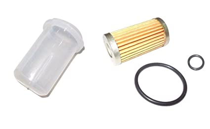 ford tractor fuel filters wiring diagramamazon com new ford new holland fuel filter with o ring \\u0026 bowl 1710