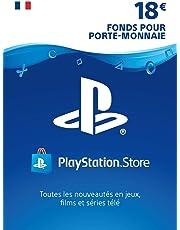 Carte PSN 18 EUR | Compte français | Code PSN à télécharger