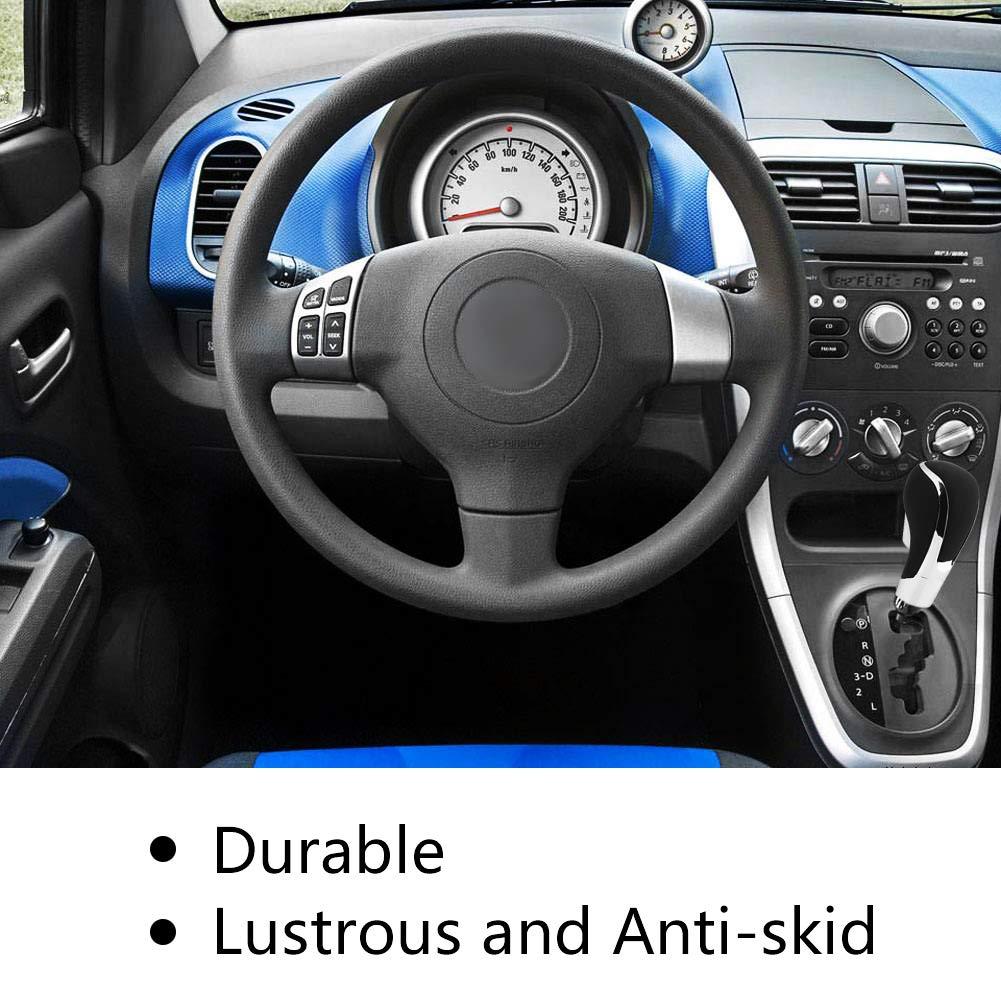 Auto automatische schalthebel knopfkopf f/ür Insignia schaltknauf schaltknauf