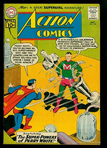 Action Comics #278 VF 8.0
