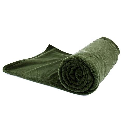 boodtag verano fino saco de dormir Liner SOFT-FLEECE manta al aire libre alfombra de
