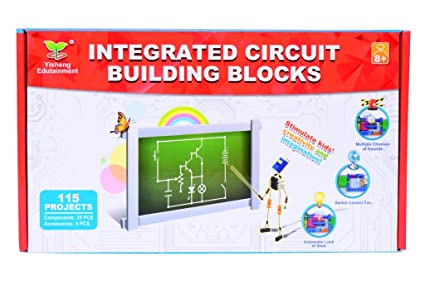 Buy Planet of Toys Learning Science Integrated Electronic Circuit ...