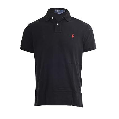 Polo Ralph Lauren - Camiseta - Manga Corta - para Hombre Noir ...