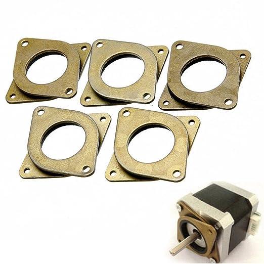 lzndeal 5 piezas/juego de impresora 3d DIY Nueva Amortiguador ...