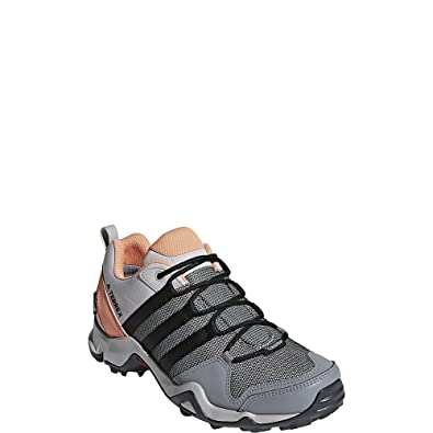 87ce1145 adidas New Women's Terrex AX2 CP Hiking Shoe Grey/Coral 7.5