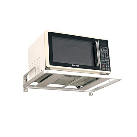 Mywblzwj - Microwave oven rack Soporte de Pared para ...