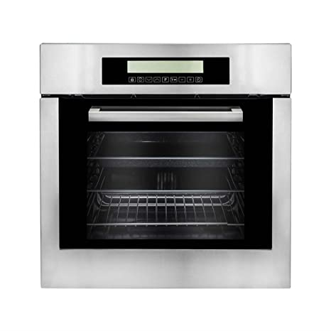 Single Wall Self Cleaning Electric Convection Oven In Stainless