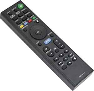 RMT-AH111U Replace Soundbar Remote Control fit for Sony Home Theater System HT-RT5 HT-ST9 SA-RT5 SA-WRT5 SA-ST9 SA-SLRT5 SA-SRRT5 SA-WST9 Sound Bar Subwoofer