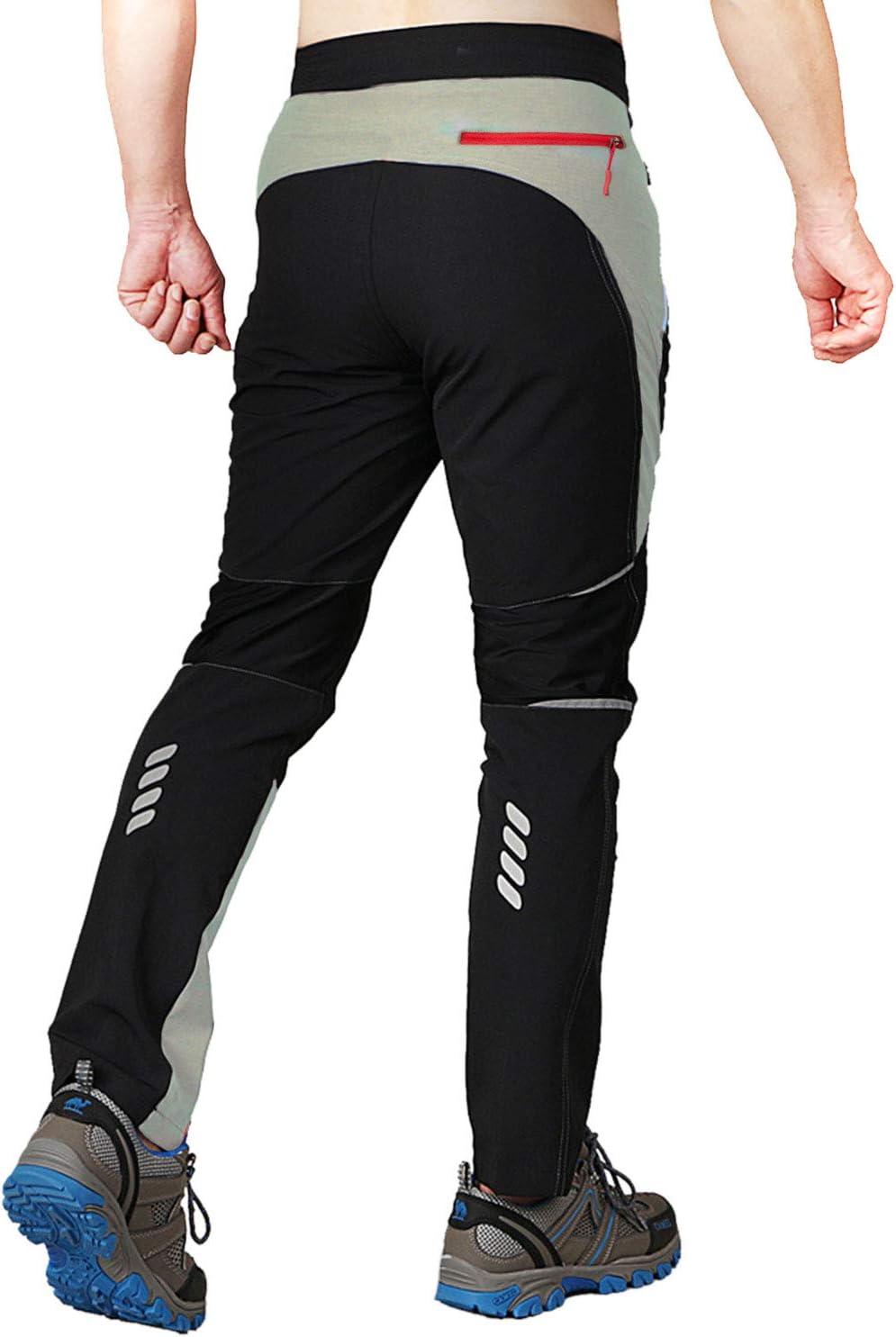 Ynport Crefreak Ciclismo Pantalones para Hombre Pantalones de ...