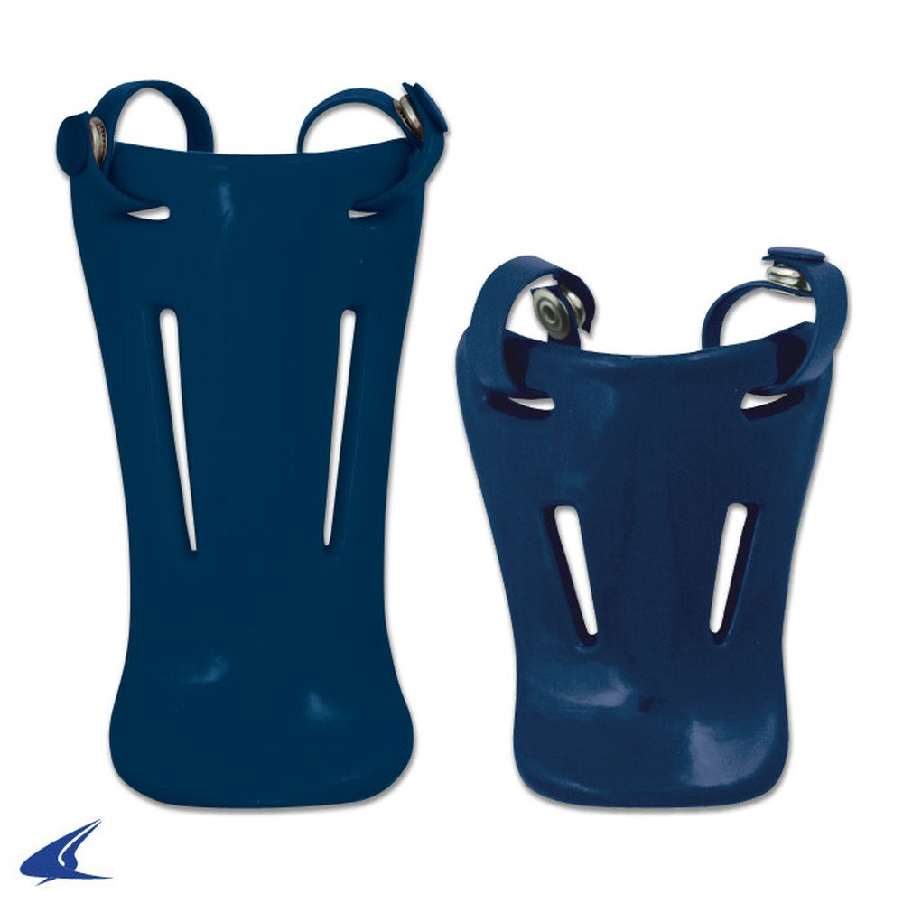 CHAMPRO Throat Guards Navy 4.5'' CM06-CM07 CM07-N