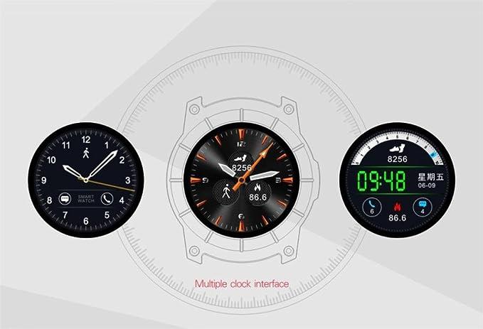 Hombre multifuncional elegante reloj inteligente, Y56 S958 para ...