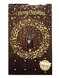 New Christmas Xmas Adult Drink & Chocolate Advent Calendar - Baileys 50ml