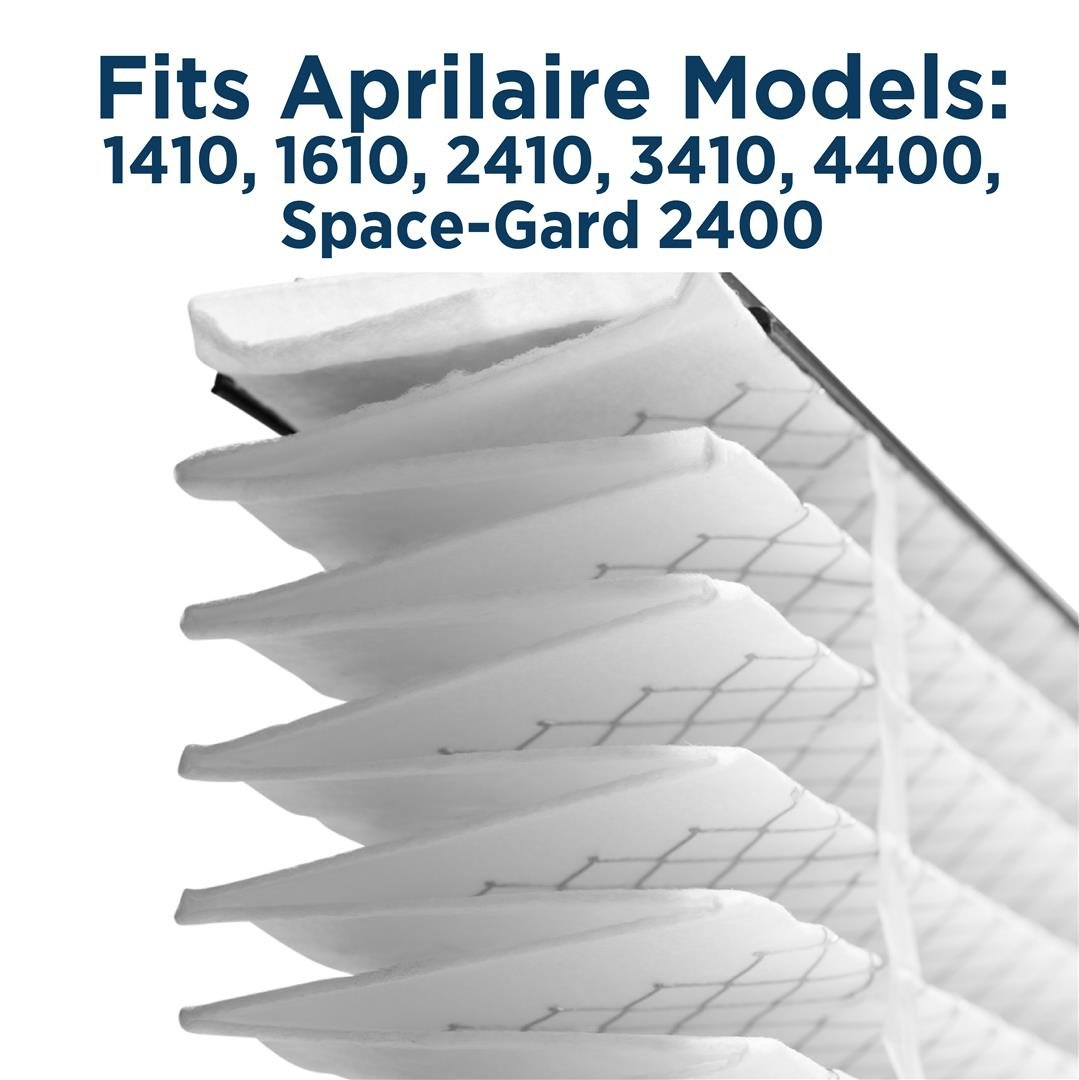 Aprilaire 413 Air Filter for Air Purifier Models 1410, 1610, 2410, 3410, 4400, 2400; Pack of 8 by Aprilaire (Image #5)