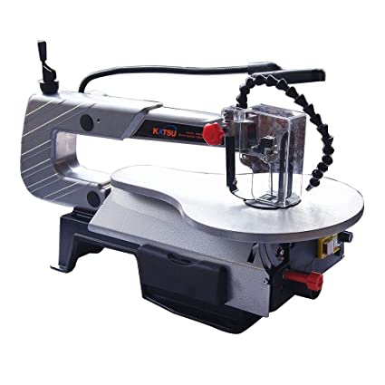 Awesome Katsu 120W Electric Scroll Saw Table Jigsaw With Led Light Blower 10Pcs Blade Download Free Architecture Designs Scobabritishbridgeorg
