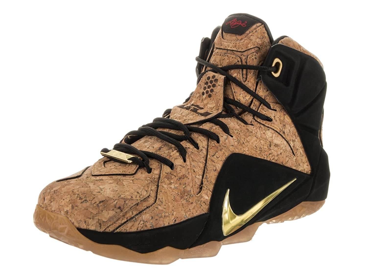 Nike Men\u0027s Lebron XII Ext Cork Basketball Shoe