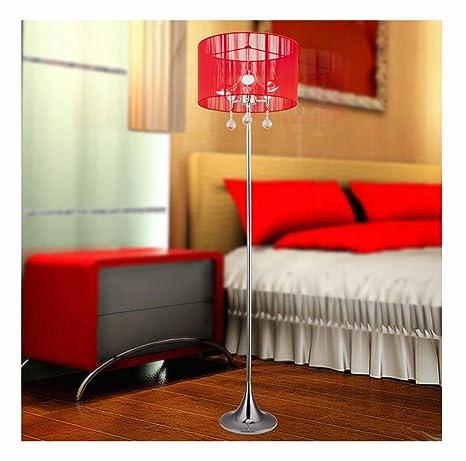 Lámparas de pie Lámpara de pie LED Sala de estar Lámpara de ...