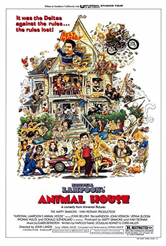 - Animal House POSTER Movie (27 x 40 Inches - 69cm x 102cm) (1978)