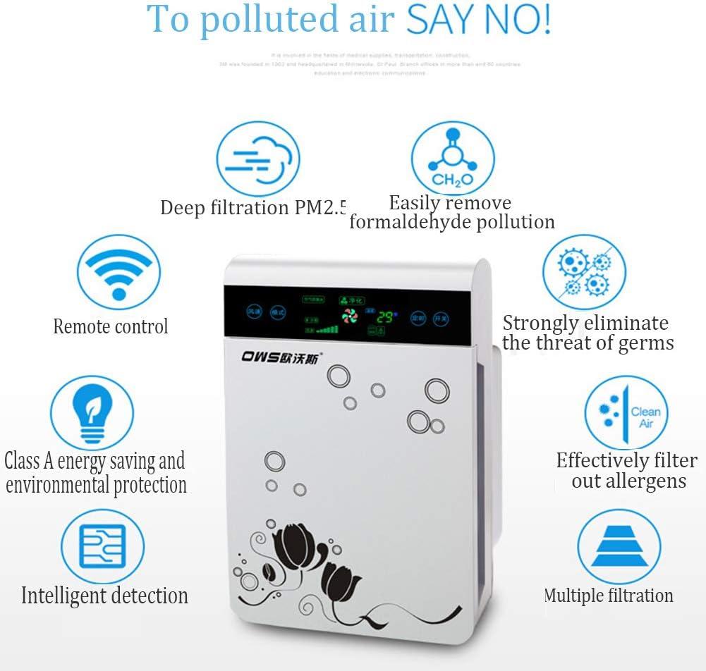 purificador de aire La fumigación de inteligente en casa UV además ...
