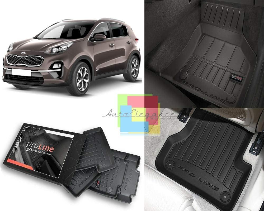 Kia Sportage Iv 2015 Auto Fußmatten Aus Gummi Top Qualität 3d Pro Line Auto