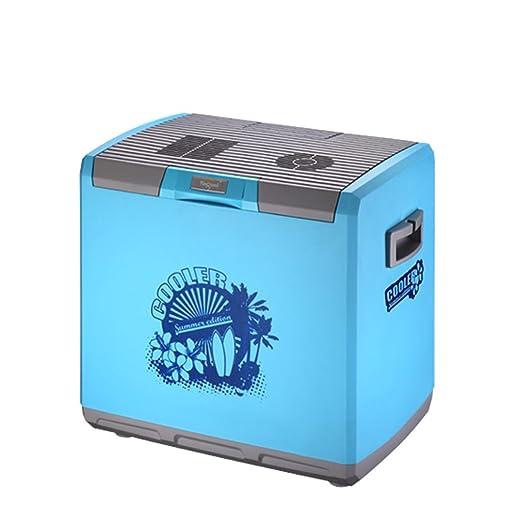 Refrigerador 30L Alta Capacidad Coche Portátil Coche Casa Uso Dual ...